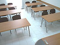 Aula, aule, meeting rooms, formazione, conventions, research laboratories,