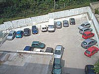 Parcheggio area posteriore del Centro Il Faro. Offices, premises and warehouse parking