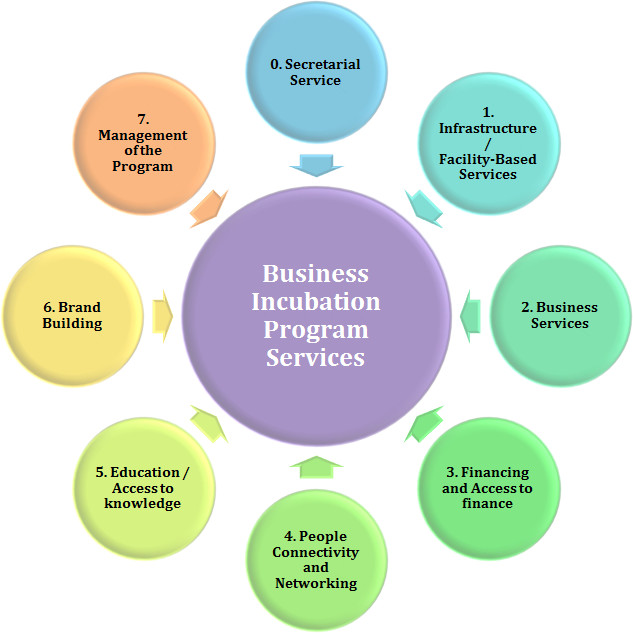 servizi programma incubazione business