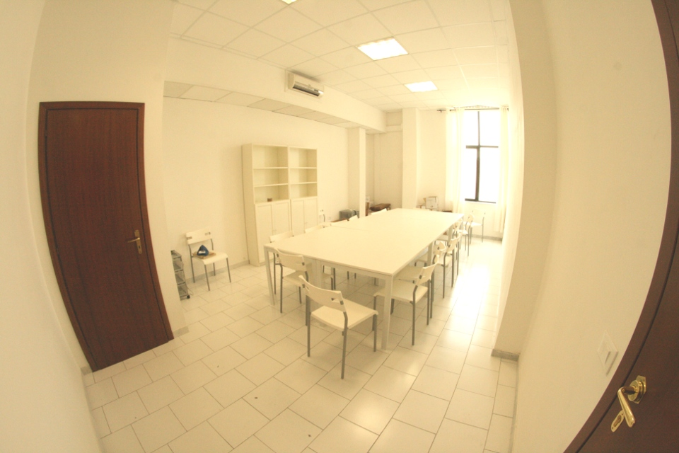Temporary Office Napoli