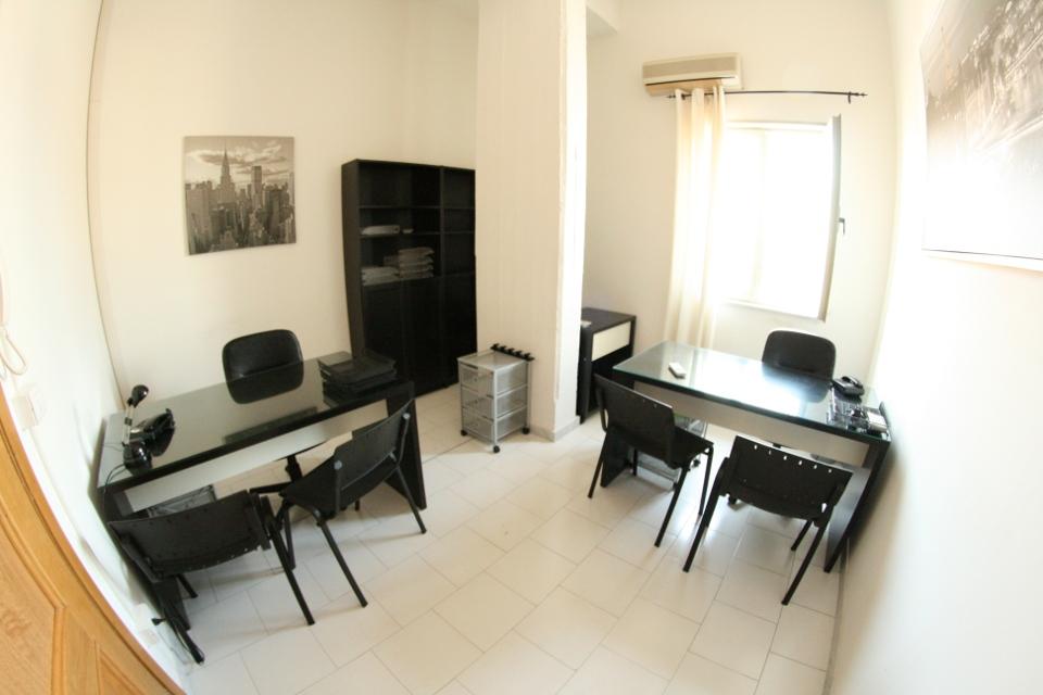 Uffici arredati da 199 affitto ufficio napoli for Ufficio temporaneo
