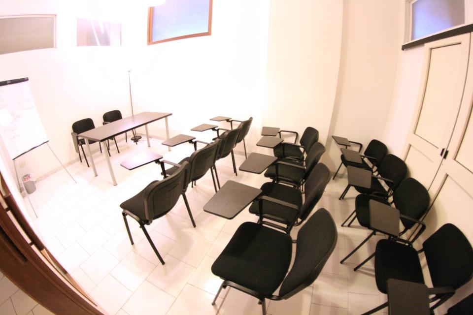 Sala riunione Napoli