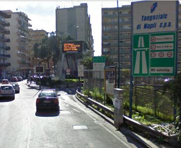 Video Itinerario Da Napoli Via Marina al Centro Il Faro