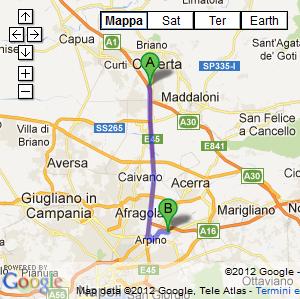 Da Napoli Via Marina al Centro Il Faro