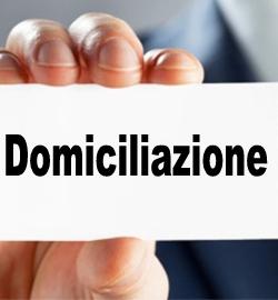 Domiciliazione