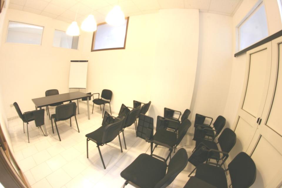 Sala riunioni a giornata