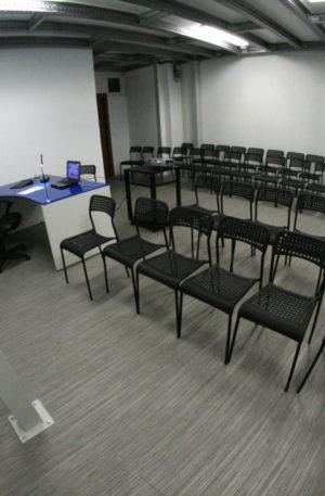 Sala riunioni 40 posti