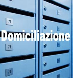 Domiciliazione archivi centro il faro incubatore for Domiciliazione legale