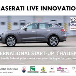 Centro Il Faro Call for Maserati Live Innovation