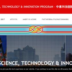 China Italy Best Startup Showcase