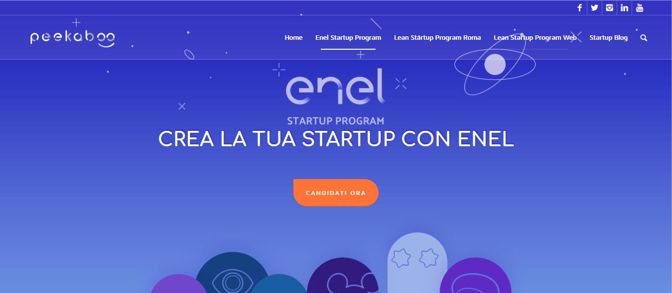 Enel Startup Program