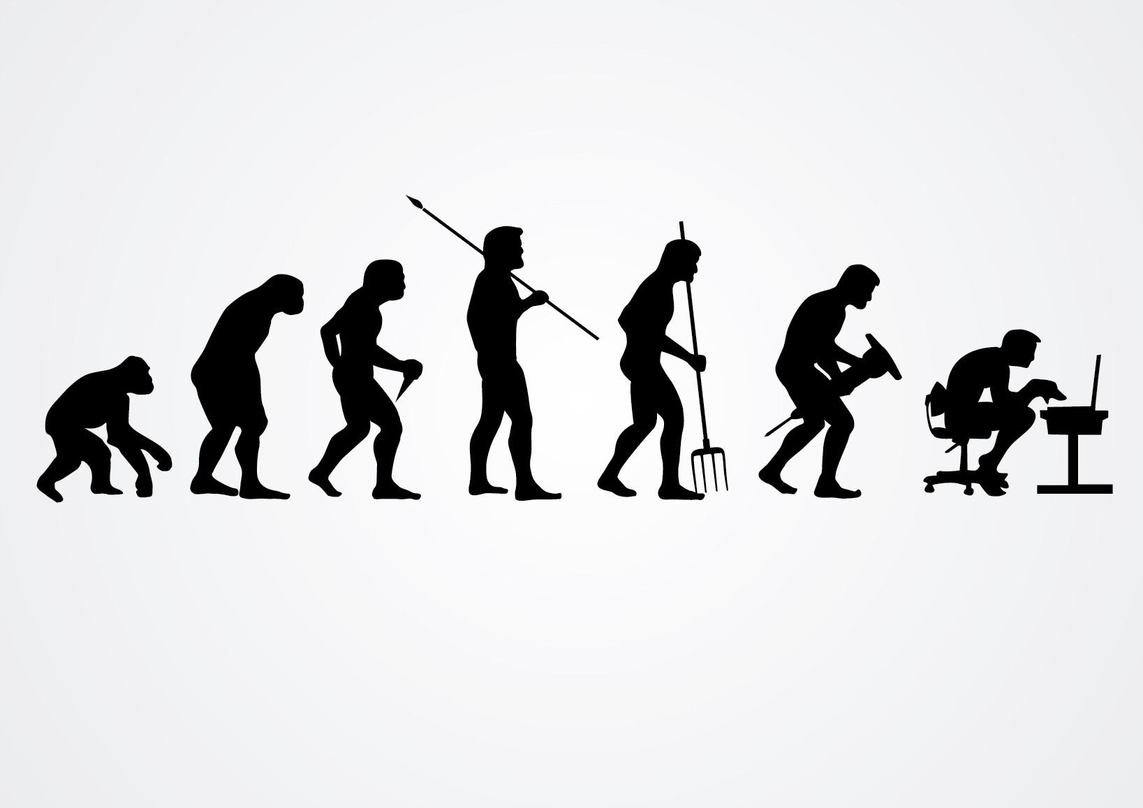 Evoluzione degli uffici arredati