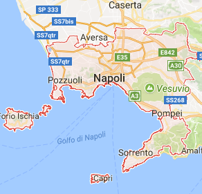 Città Metropolitana di Napoli