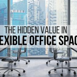 Il valore nascosto negli spazi flessibili degli uffici arredati rispetto allo spazio in locazione tradizionale