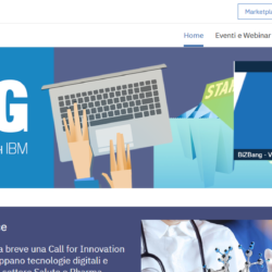 Programma IBM BIzBang per le startup