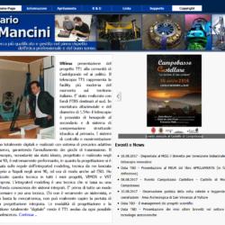 Dario Mancini: il telescopio NGGT